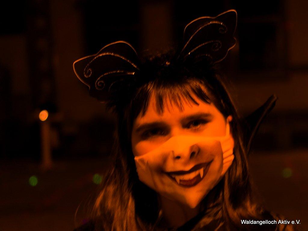 Halloween am Dorftreff - eine Alternative für Kinder bieten